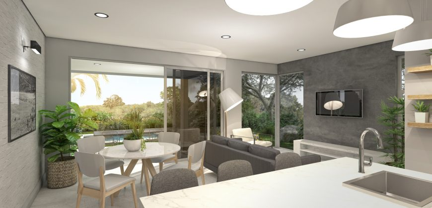 3 Bedroom Freestanding House for Sale- Zululami Estate- Type 3
